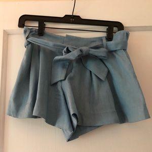 Parker chambray shorts